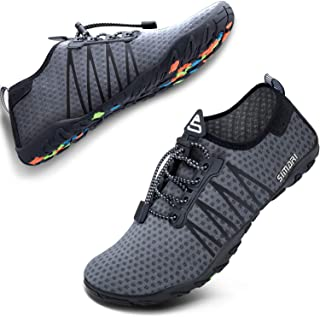 Mens Womens Water Shoes Sports Quick Dry Barefoot Diving...