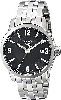 Tissot Sport Watch for Men - Stainless Steel Band, Quartz - T055.410.11.057.00