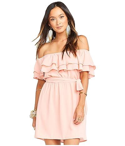 Show Me Your Mumu Rosie Mini Dress (Peach) Women