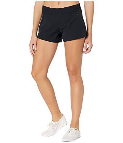 RYU Aero Shorts (Black) Women
