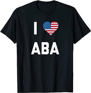 I Love ABA