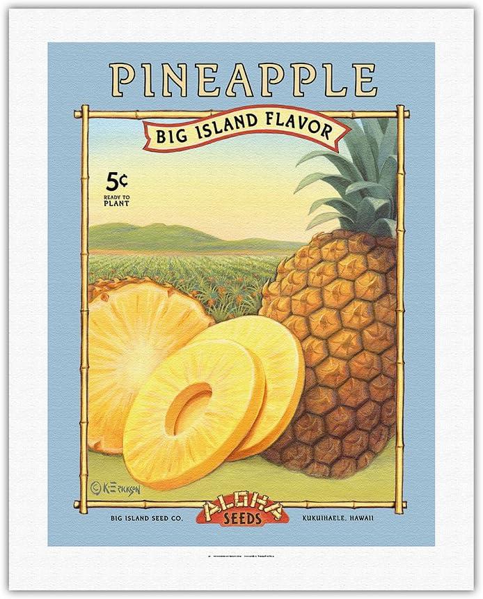 Pineapple - Aloha Seeds Big Seed F Company free Ranking TOP5 Island