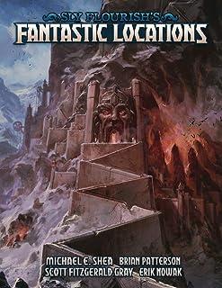 Sly Flourish's Fantastic Locations: Twenty fantastic locations for your fantasy roleplaying games.
