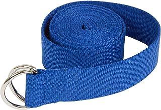 Sonolife - Correa con Doble Hebilla en D para Yoga y Pilates de 1.83m de Largo