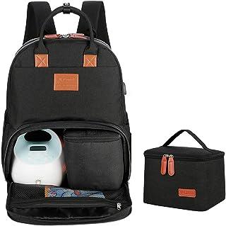 Breast Pump Bag Picnic Waterproof Backpack Cooling Package Large Capacity Backpack
