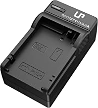 LP LP-E8 Battery Charger, Compatible with Canon EOS Rebel T2i, T3i, T4i, T5i, 550D, 600D, 650D, 700D, Kiss X4, X5, X6i, X7i DSLR Cameras and More, Replacement for Canon LC-E8 LC-E8C LC-E8E Charger