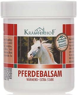 Kräuterhof Bálsamo de caballos gel de calentamiento extra fuerte 100ml