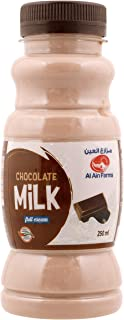 Al Ain Fresh Moochy Chocolate Flavour Milk UAE, 250 ml