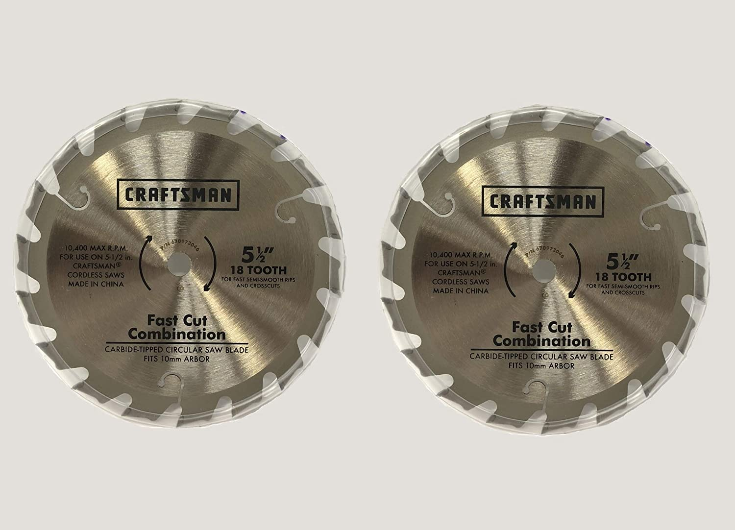 Craftsman Circular Saw Blade 5.5-in Bulk Recommendation 670973046 N Packaged Fresno Mall