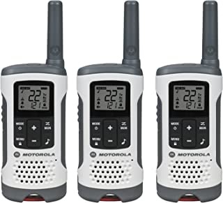 Best Motorola T260TP Talkabout Radio, 3 Pack Review