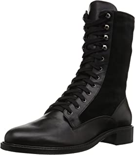Aquatalia Women's Brynn Calf/Suede Ankle Boot