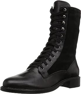Aquatalia Women's Brynn Calf/Suede Ankle Boot