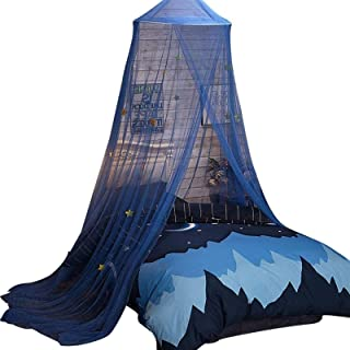 Indoor Outdoor Mosquito Net Insect Net Bed Canopy Kids Cot Canopy for Bedroom Decoration, Room Play Tents Baby Nursery Can...