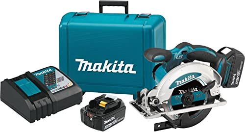 """new arrival Makita XSS01T outlet sale 18V LXT outlet sale Lithium-Ion Cordless 6-1/2"""" Circular Saw Kit (5.0Ah) outlet sale"""
