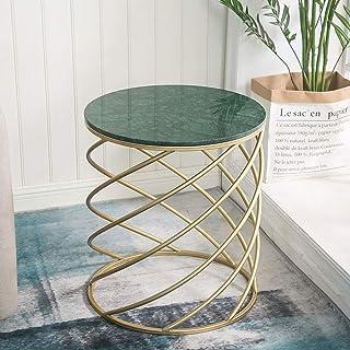 Tables Mobilier de jardin QYSZYG Table Basse en marbre ...