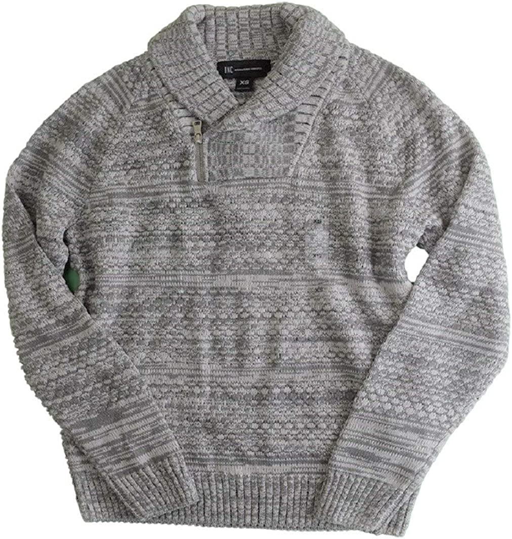 I-N-C Mens Sales for sale Ls Sweater Pullover Knit Very popular
