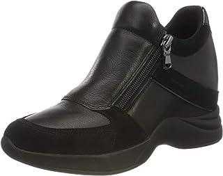 Geox D Armonica B, Zapatillas Mujer