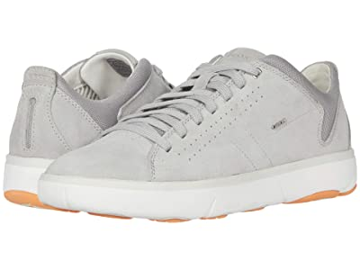 Geox Nebula Y (Light Grey Suede) Men