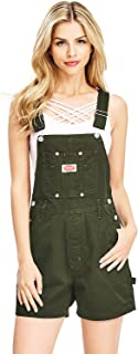 Best olive green overalls shorts Reviews
