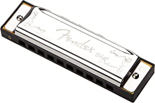Fender Blues Deluxe Harmonica, Key of C