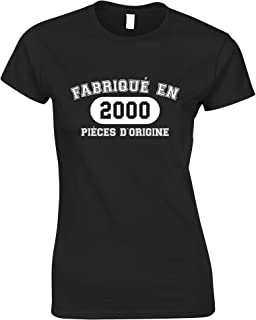 Tim And Ted French Womens Tshirt Fabriqu En 2000 Pices D'origine