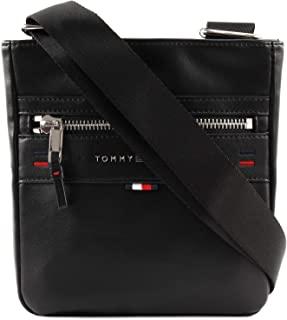 Tommy Hilfiger Men's Elevated Small Crossover Bag Elevated Small Crossover Bag, Black, One Size