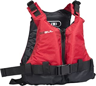 Leggero GUL Kids Junior Junior Garda 50N Kayak da diporto Vela Giubbetto salvagente PFD per Sport Acquatici Nero Nero