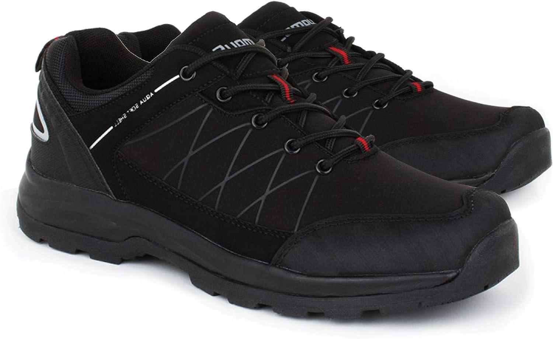 Campus Men's Hiking Boots Black Black