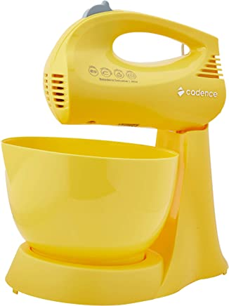 Batedeira Jolie, Cadence Bat414-127, Amarelo Cadence Amarelo 110v