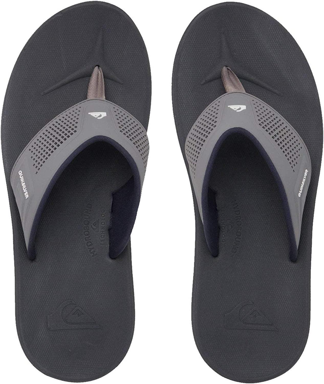 Quiksilver Charlotte Mall Men's A surprise price is realized Flip-Flop Current