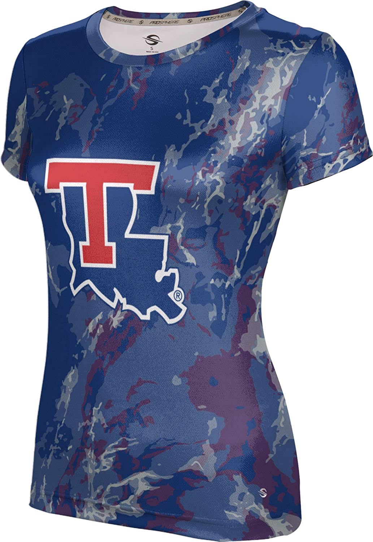ProSphere Louisiana Tech University Girls' Performance T-Shirt (Marble)