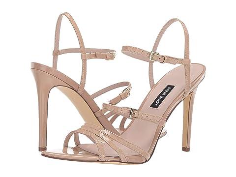 3407ad868141 Nine West Gilficco Strappy Sandals at Zappos.com