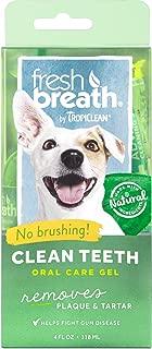 Fresh Breath by TropiClean Clean Teeth Oral Care Gel