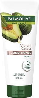 Palmolive Naturals Hair Conditioner Vibrant Colour Avocado for Colour Treated Hair No Parabens 350mL