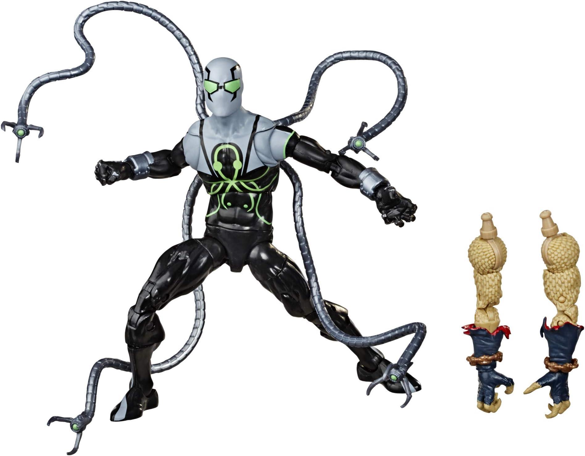 """Marvel Legends White Rabbit Action Figure 6/"""" Demogoblin BAF Spiderman IN STOCK"""