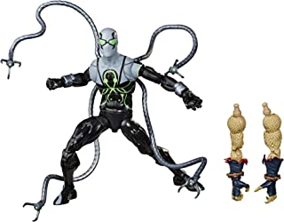 "Spider-Man Hasbro Marvel Legends Series 6"" Collectible Action Figure Superior Octopus Toy, with Build-A-Figurepiece & Accessories"