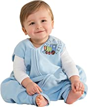 HALO Early Walker SleepSack Micro Fleece Wearable Blanket, Blue, X-Large (Discontinued by Manufacturer)