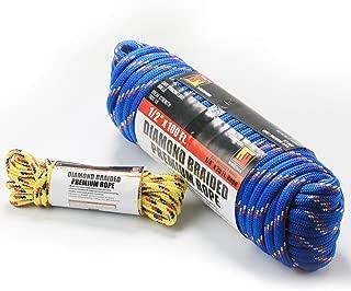 diamond braid cord