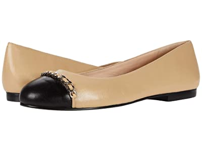 French Sole Gypsy (Black/Beige) Women