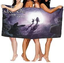 GuanRkon The Birthday Massacre Soft Bath Towels Beach Towel Fashion Print Luxury Bath Towel Man Women