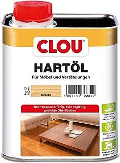 Clou Hartöl farblos 0,750 L