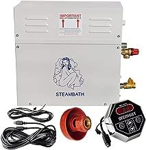 ECO-WORTHY 9 kW Automatic Generador de Vapor/ Sauna Casa Spa Ducha Controlador