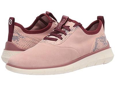 Cole Haan Generation Zerogrand Sneaker (Mahogany Rose/Ivory) Women