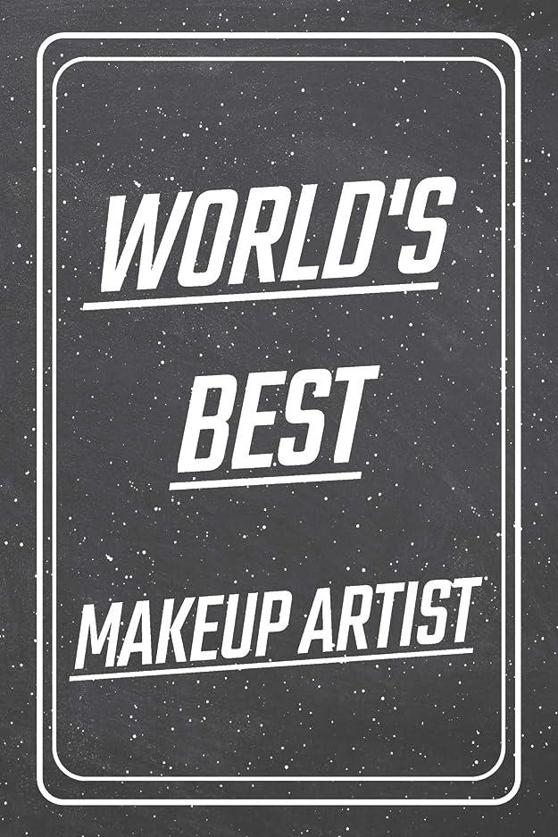 いつでも葡萄解放するWorld's Best Makeup Artist: Makeup Artist Dot Grid Notebook, Planner or Journal | Size 6 x 9 | 110 Dotted Pages | Office Equipment, Supplies |Funny Makeup Artist Gift Idea for Christmas or Birthday