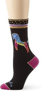 laurel burch horse socks