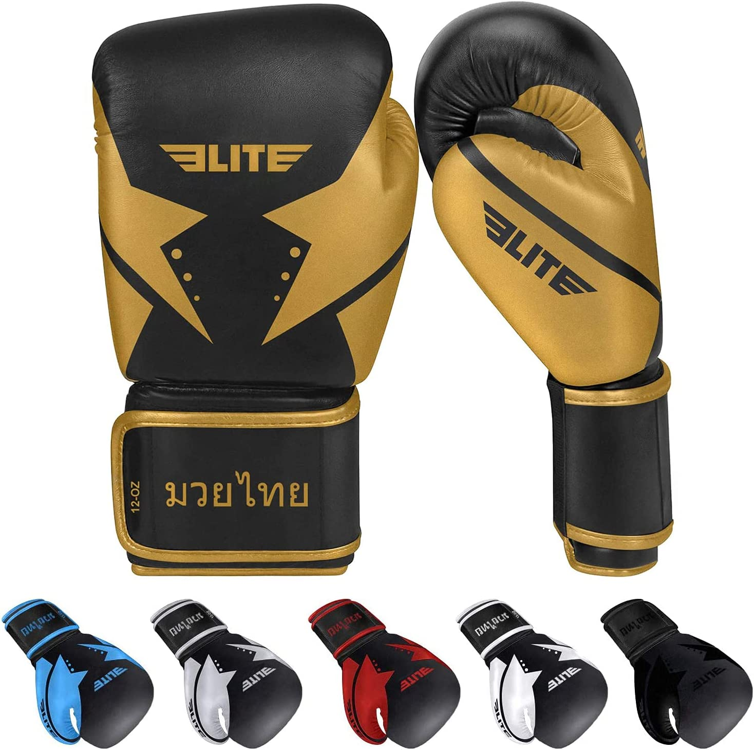 Elite Sports 2021 Muay Limited time for free shipping Mail order cheap Thai Women's Men's Gloves Bes