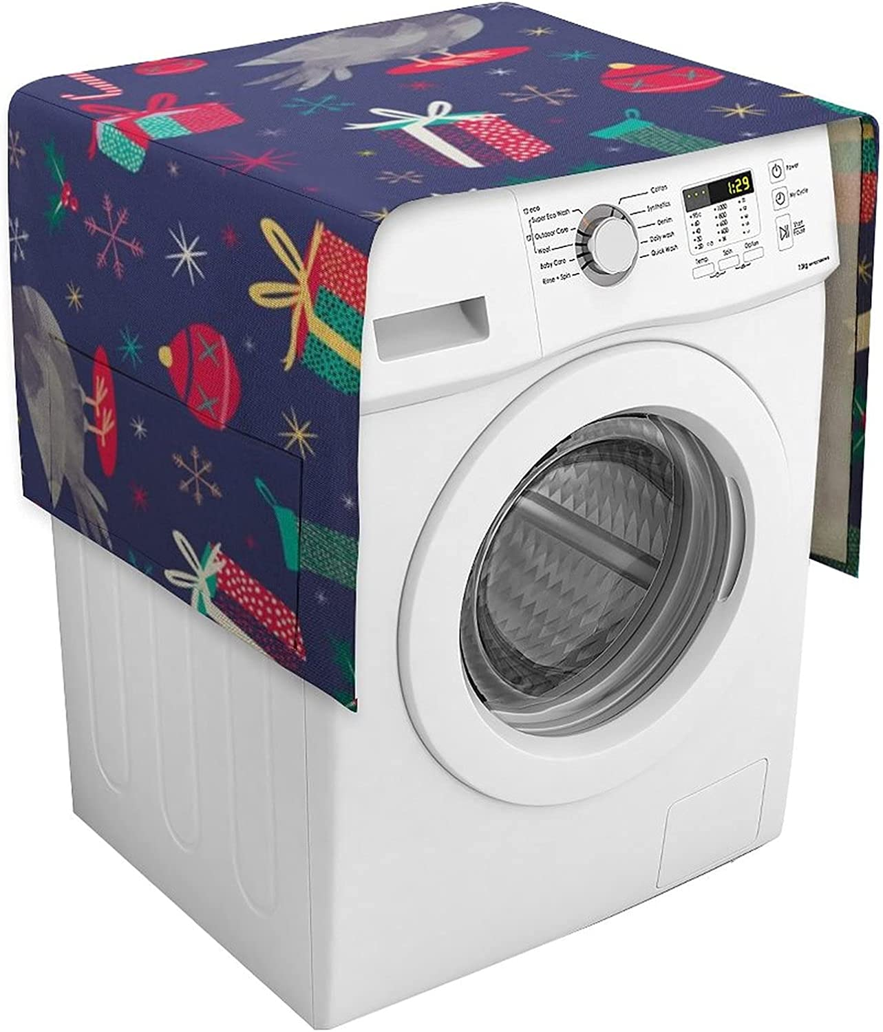 Multi-Purpose Washing Machine Covers Protector We OFFer at cheap prices Washer Appliance Fashion