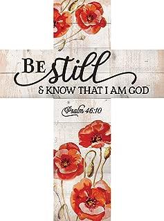 still and know i am god