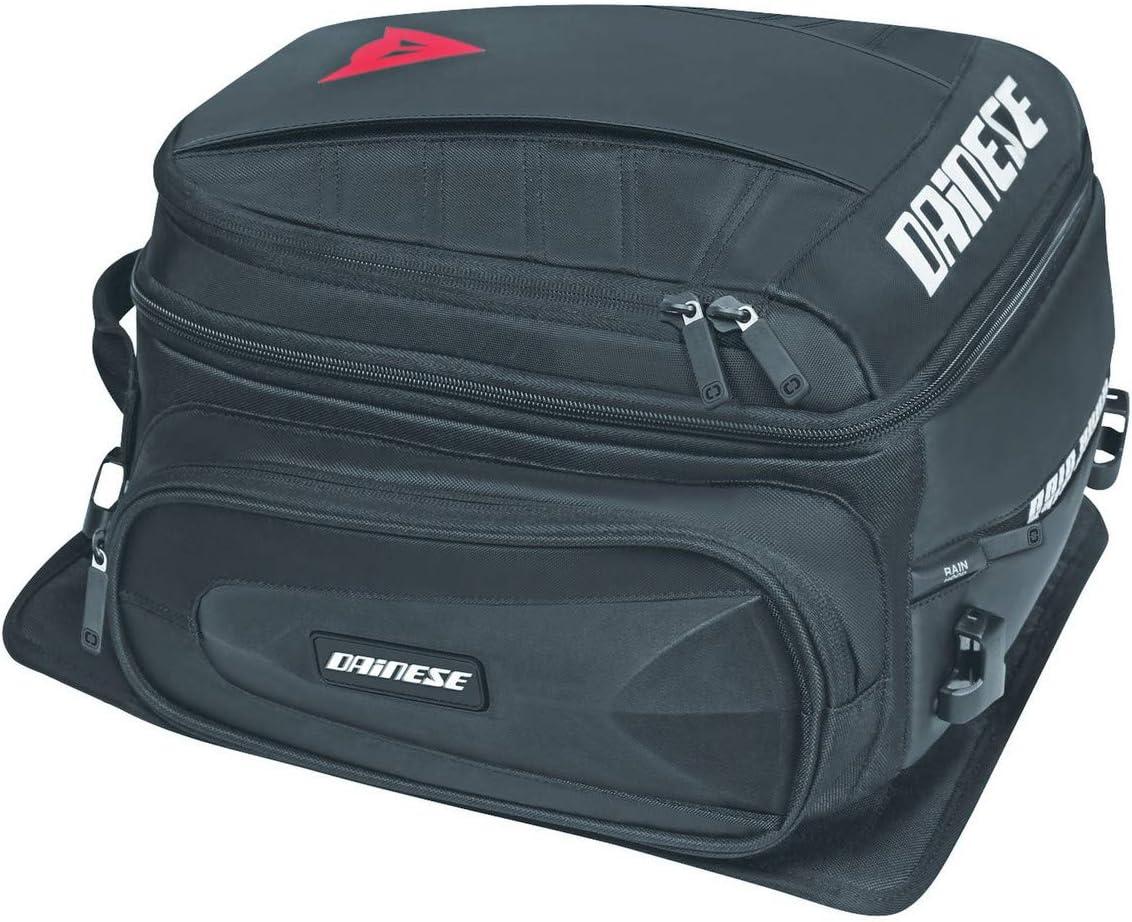 Dainese D Tail Motorcycle Bag Stealth Schwarz Größe N Auto