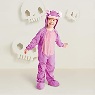 Unisex Toddler Plush Hippo Halloween Costume, 4-5T